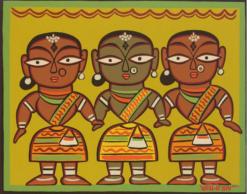 Jamini - Tribal Woman